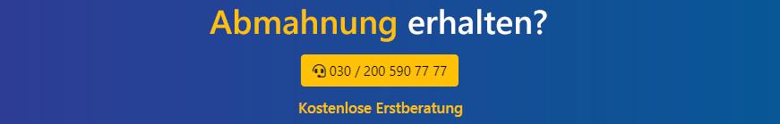abmahnhelfer - 030 200 590 77 77