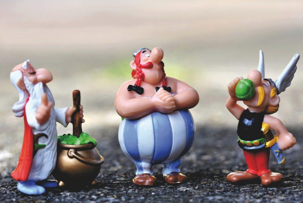 Haben Sie eine Filesharing-Abmahnung für den Film Asterix und das Geheimnis des Zaubertranks von der Kanzlei Waldorf Frommer erhalten?